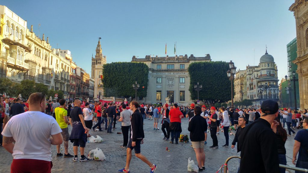Sevilla - Liverpool FC